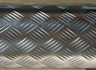 316L stainless steel checkered plate